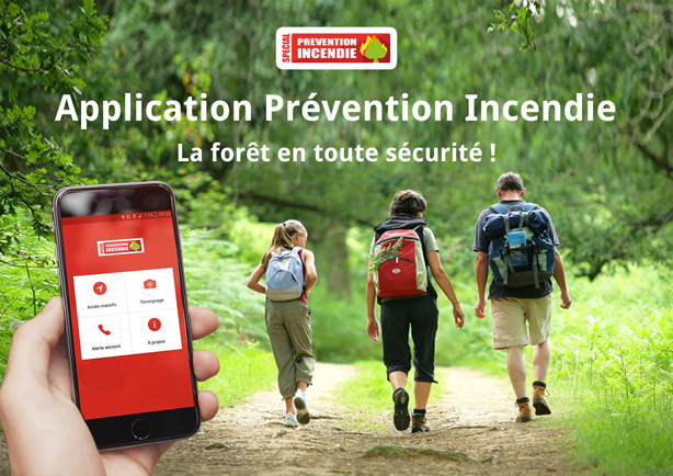 Application mobile prévention Incendie