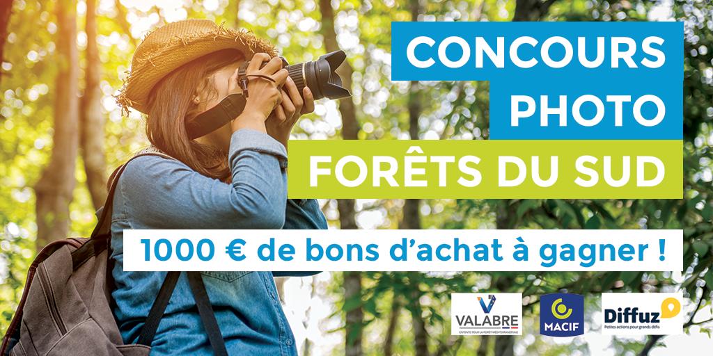 Concours Photos Forêts du Sud