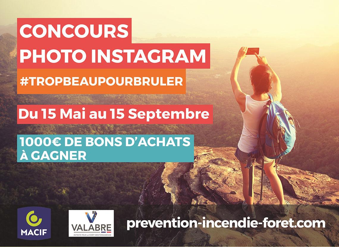 Concours Photo MACIF Instagram