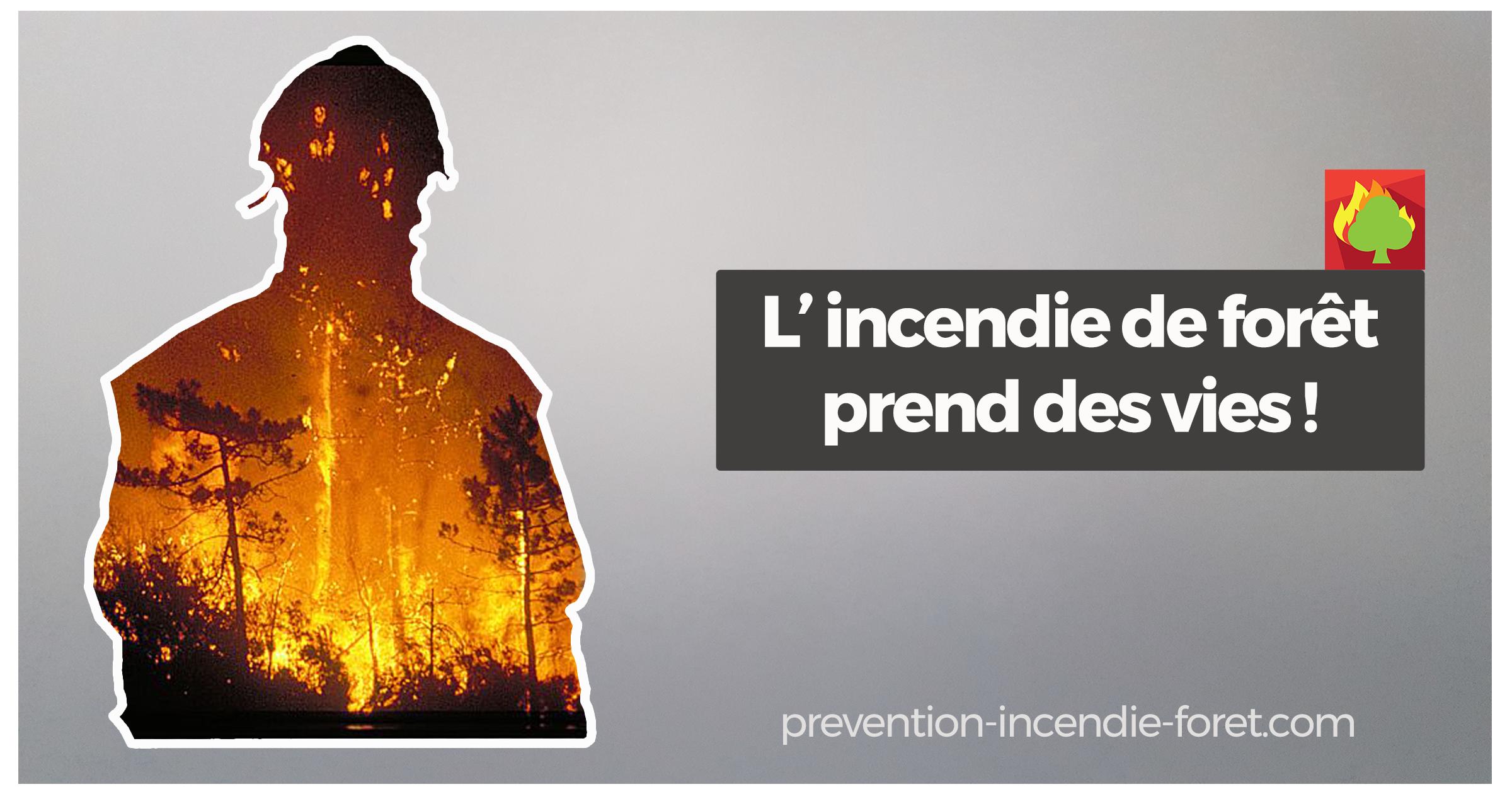 L'incendie de forêt prend des vies