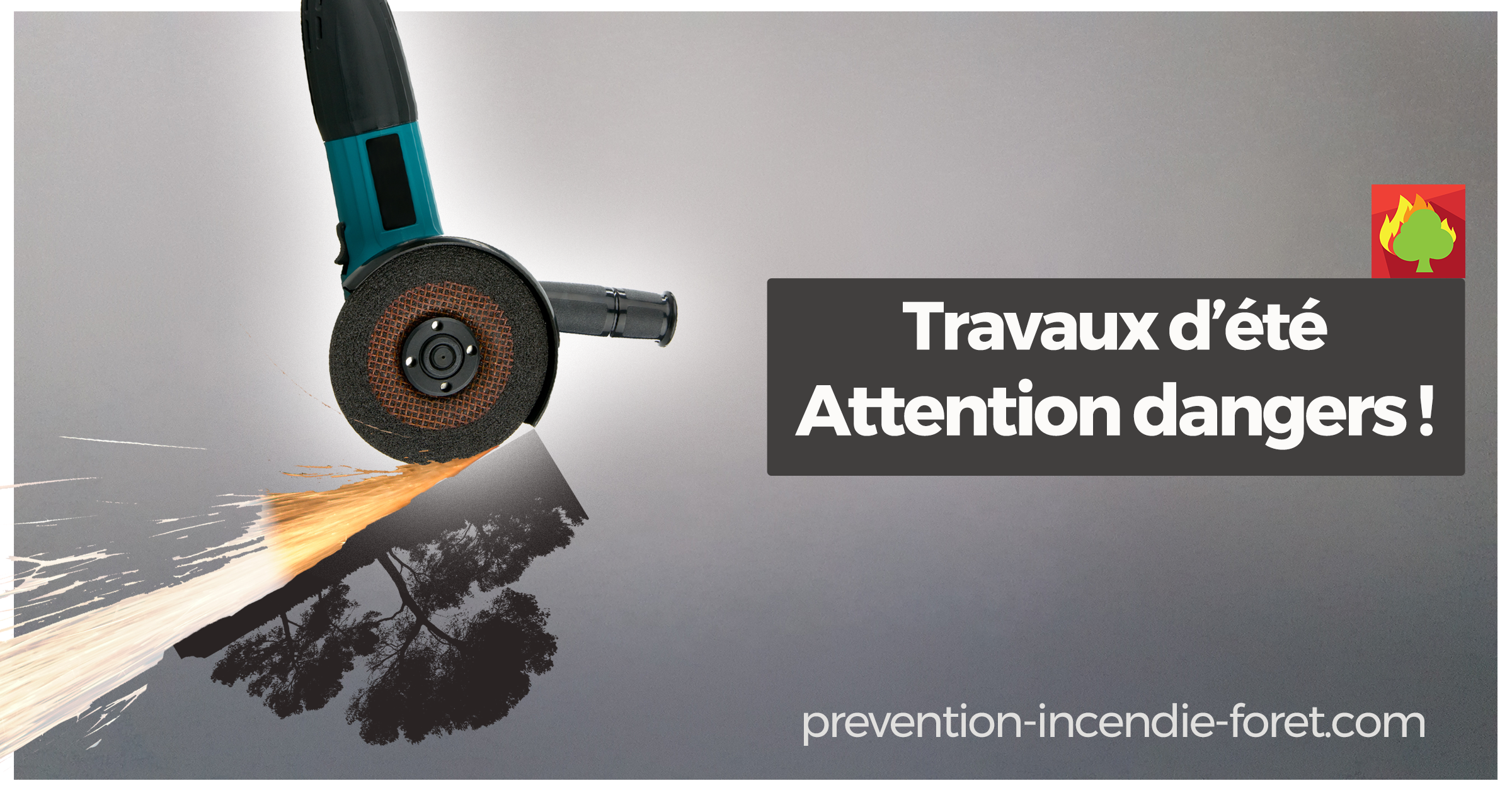 Travaux d'été, attention dangers !