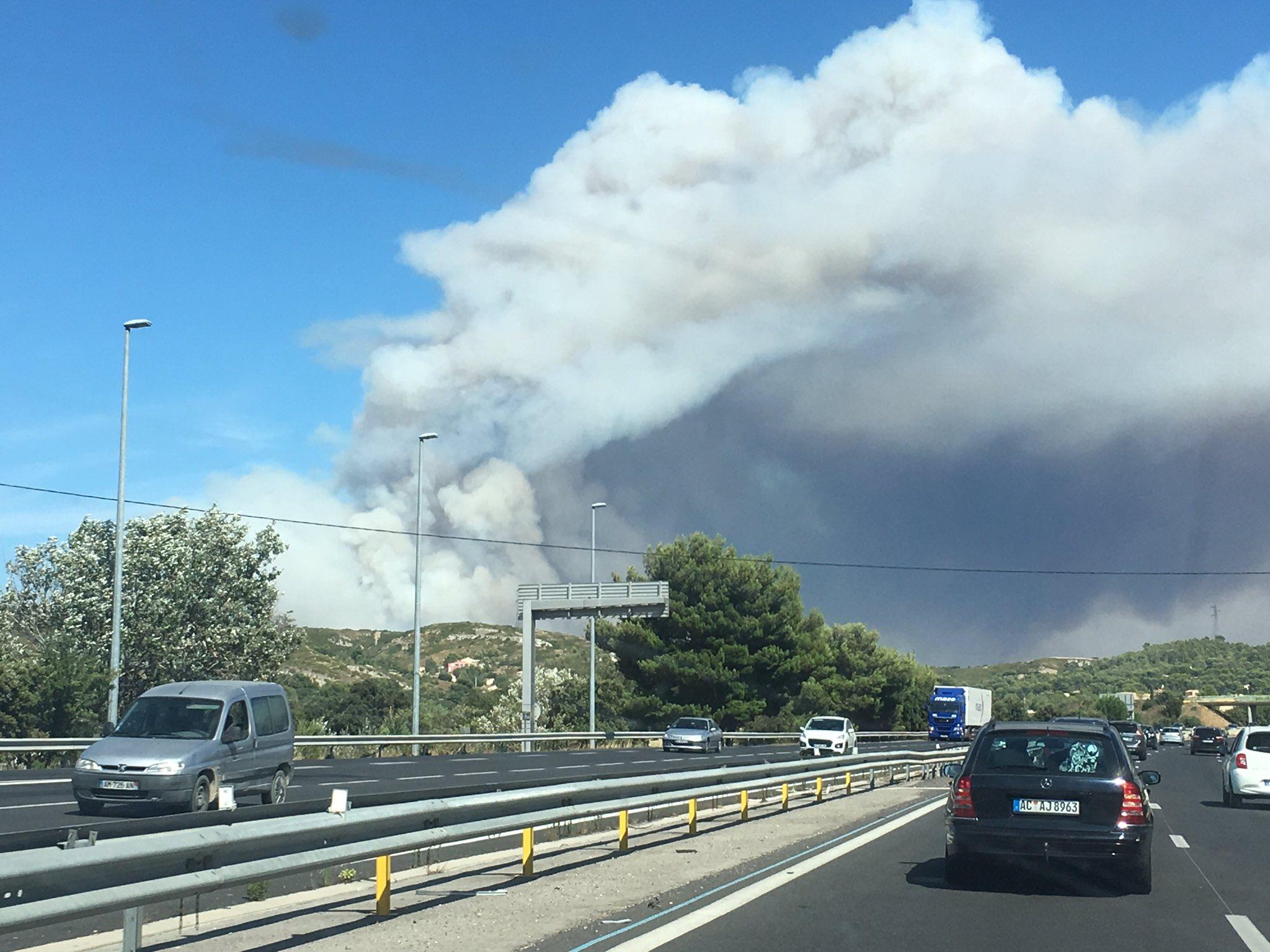 Incendie salon de provence 13 le feu est ma tris for Incendie salon de provence