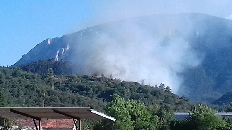 Actualit s page 3 sur 8 pr vention incendie for t for Incendie salon de provence
