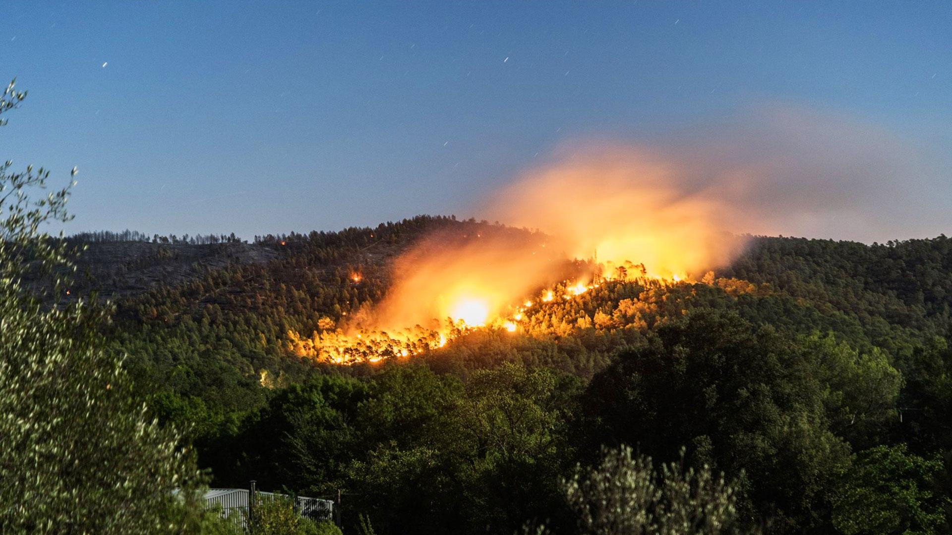 Pr vention incendie de foret et r glementation du feu - Reglementation sur les feux de jardin ...